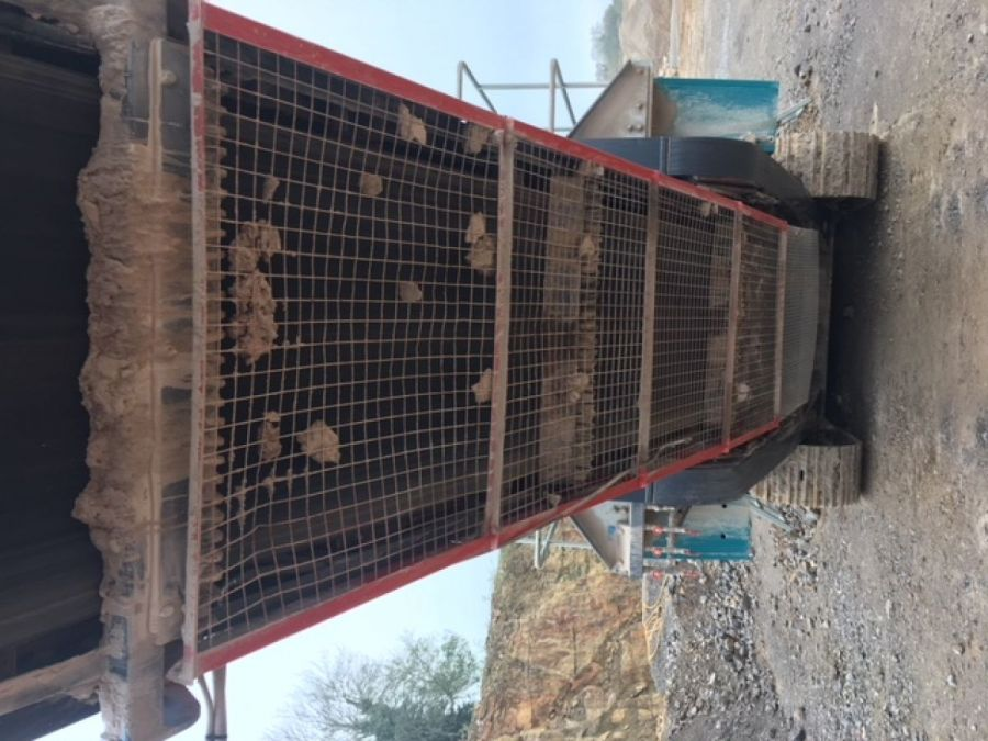 Used Crusher 2016 Powerscreen 1300 Maxtrak for Sale - 2