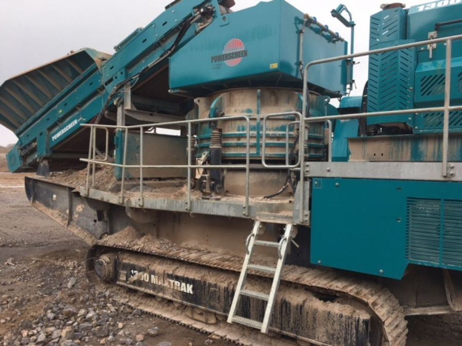 Used Crusher 2016 Powerscreen 1300 Maxtrak for Sale - 3