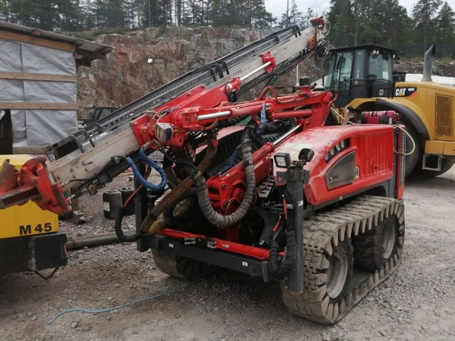 Used  2018 Sandvik Commando DC130Ri for Sale - 1