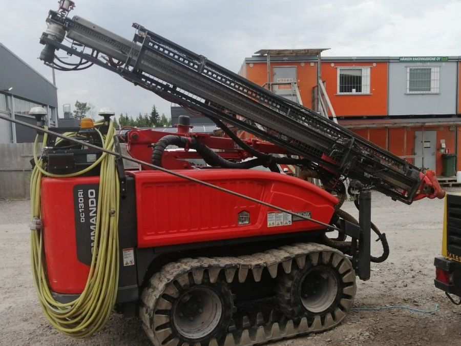 Used  2018 Sandvik Commando DC130Ri for Sale - 3