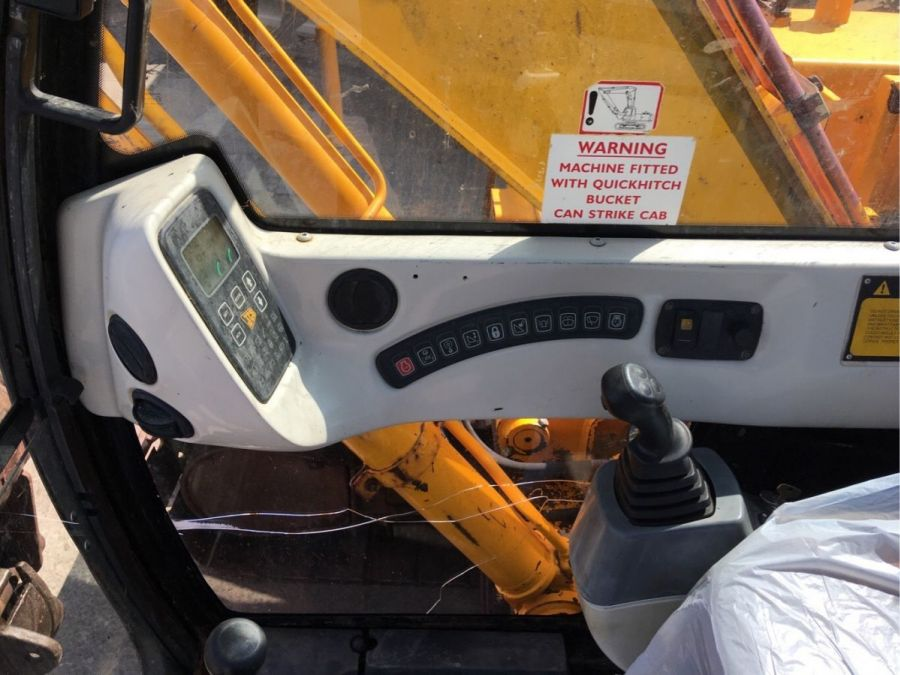 Used Excavator 2001 JCB JS 130 for Sale - 5 - Thumbnail