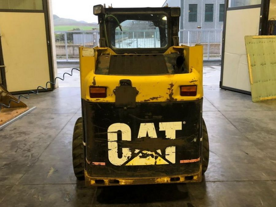 Used Skid Steer 2004 Caterpillar 226B for Sale - 2