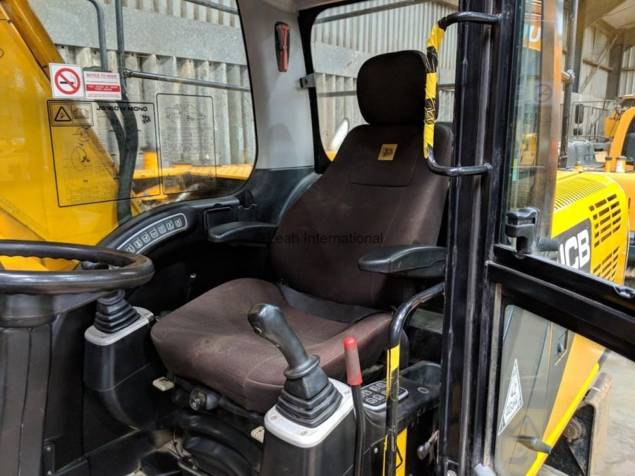 Used Excavator 2013 JCB JS 160W for Sale - 3