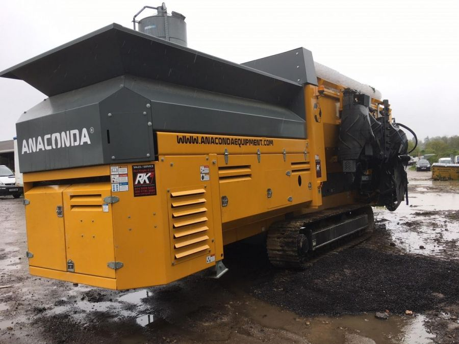 New Mobile Trommel 2018 Anaconda TD620 for Sale - 2
