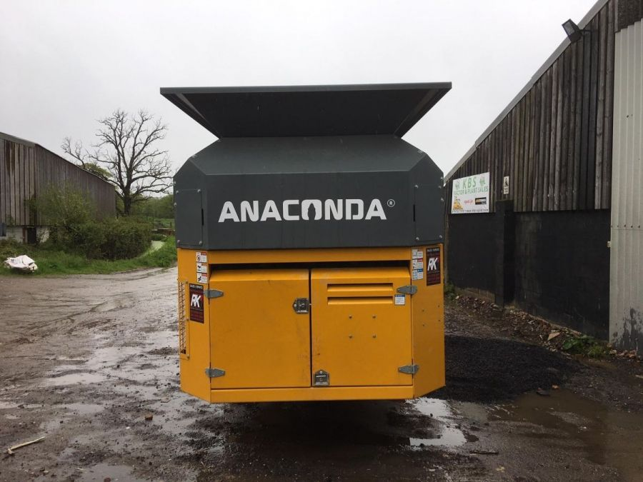 New Mobile Trommel 2018 Anaconda TD620 for Sale - 3