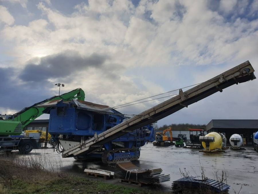 Used Crusher 2008 Hazemag 91900 1129 for Sale - 4