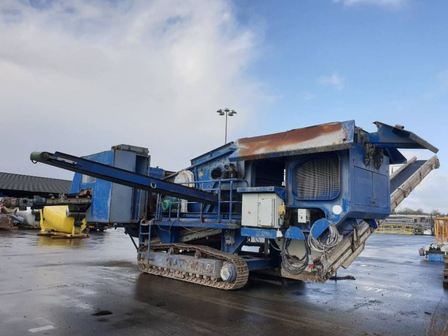 Used Crusher 2008 Hazemag 91900 1129 for Sale - 3