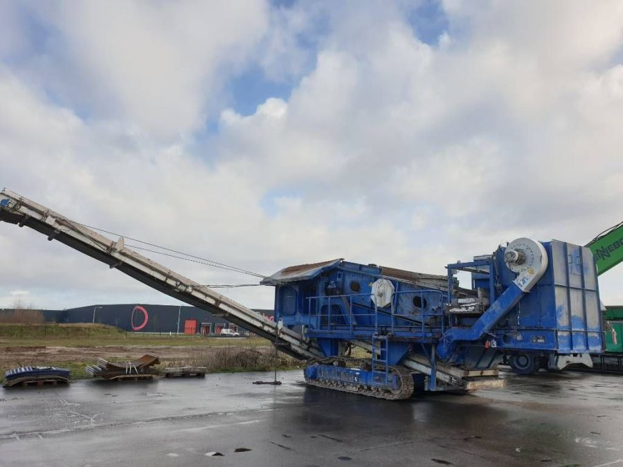 Used Crusher 2008 Hazemag 91900 1129 for Sale - 5