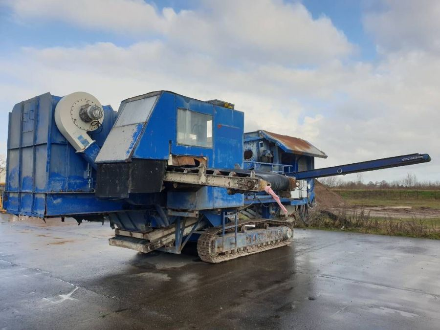 Used Crusher 2008 Hazemag 91900 1129 for Sale - 6