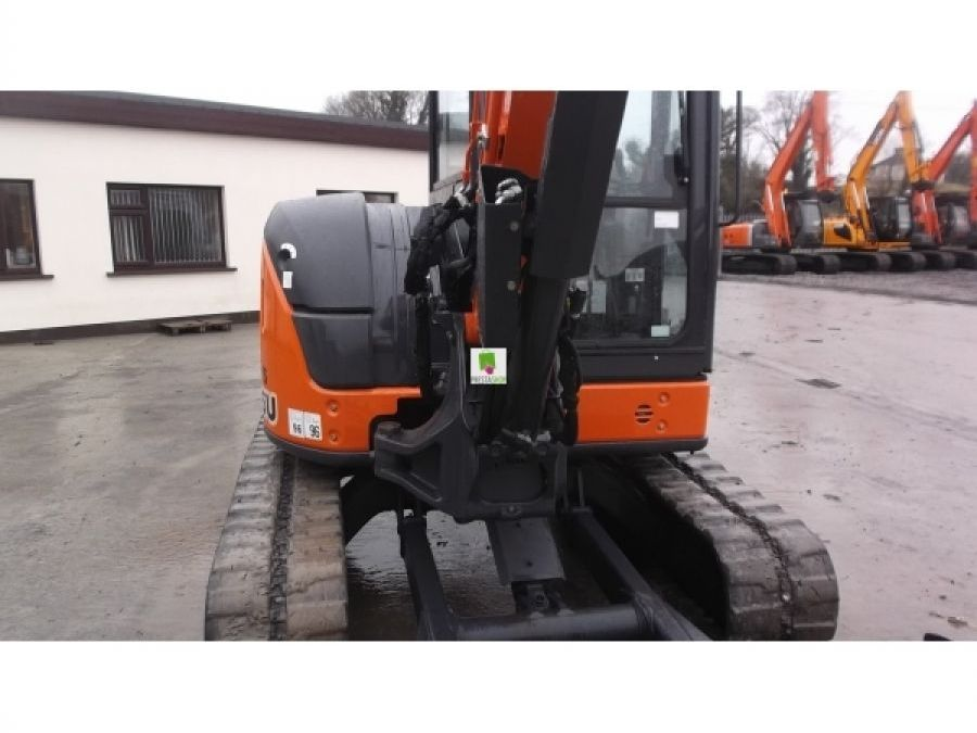 Used Excavator 2014 Hitachi ZX55U-5 for Sale - 3 - Thumbnail