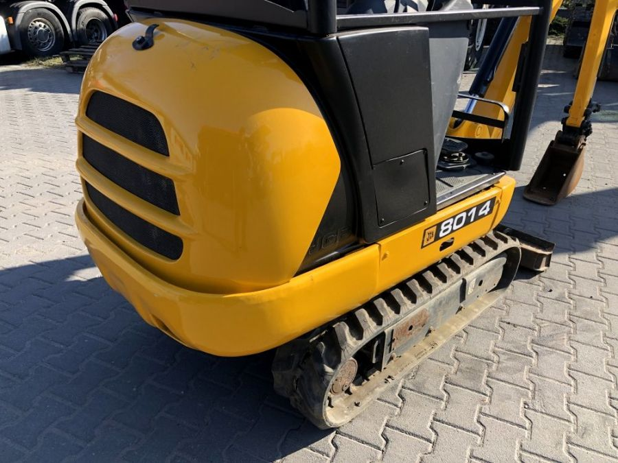 Used Excavator 2013 JCB 8014 CTS for Sale - 3