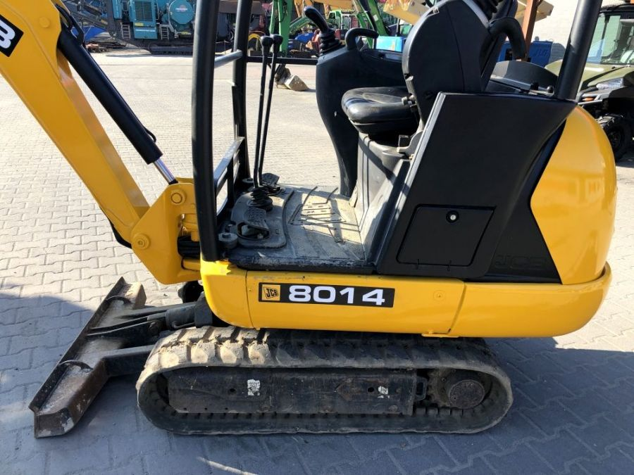 Used Excavator 2013 JCB 8014 CTS for Sale - 2