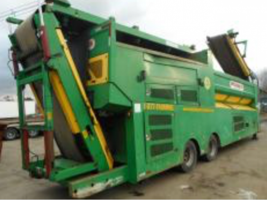 Used Waste Systems 2009 McCloskey 616 for Sale - 1