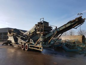 Powerscreen Turbo Chieftain